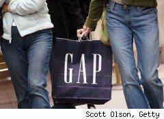 Casual Friday suits The Gap just fine