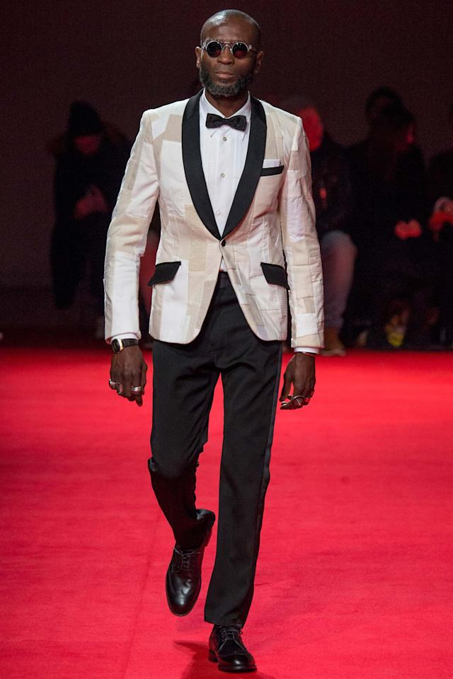 <p>Depp has a penchant for good design and it doesn't get better than Junya Watanabe.</p>