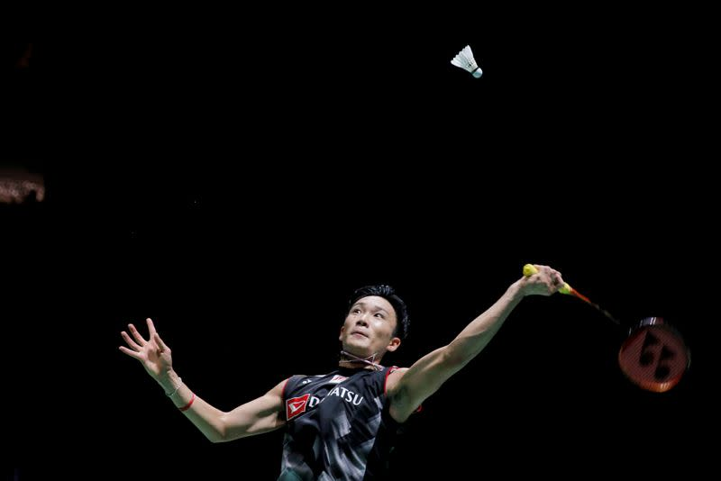 FILE PHOTO: 2019 Badminton World Championships