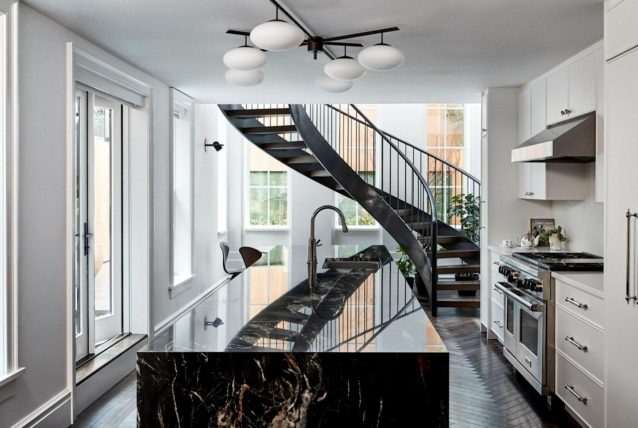 Tour a Brooklyn Brownstone With Equal Parts Tradition and Whimsy