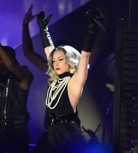 Lady Gaga 'Not Surprised' By Whitney Houston Death