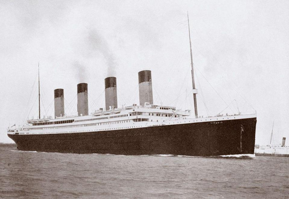 """<p>This tragic accident has been the topic of many conspiracy theories over the years, including that it was another one of the company's ocean liners<em>—</em>the Olympic<em>—</em>that crashed into the iceberg, <a href=""""https://www.popularmechanics.com/technology/infrastructure/a26533526/olympic-titanic-conspiracy-theory/"""" rel=""""nofollow noopener"""" target=""""_blank"""" data-ylk=""""slk:not the Titanic"""" class=""""link rapid-noclick-resp"""">not the Titanic</a>. But one sad fact remains: A ship did sink and approximately 1,500 passengers were killed. </p>"""
