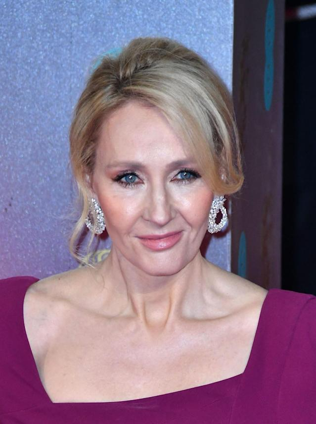 <p>No. 3: J.K. Rowling<br> The Harry Potter author penned the best-selling book of 2016 (Harry Potter and the Cursed Child) and also co-wrote the stage play. She raked in $95 million.<br> (Nils Jorgensen/Shutterstock) </p>