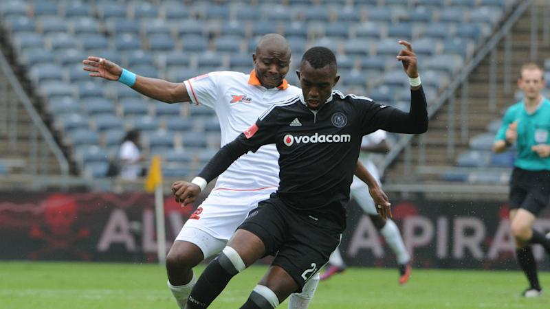 Nedbank Cup is Orlando Pirates' only way back into Caf, says Phungwayo