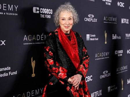Atwood, Alexis among 12 authors to compete for Canada's Giller Prize