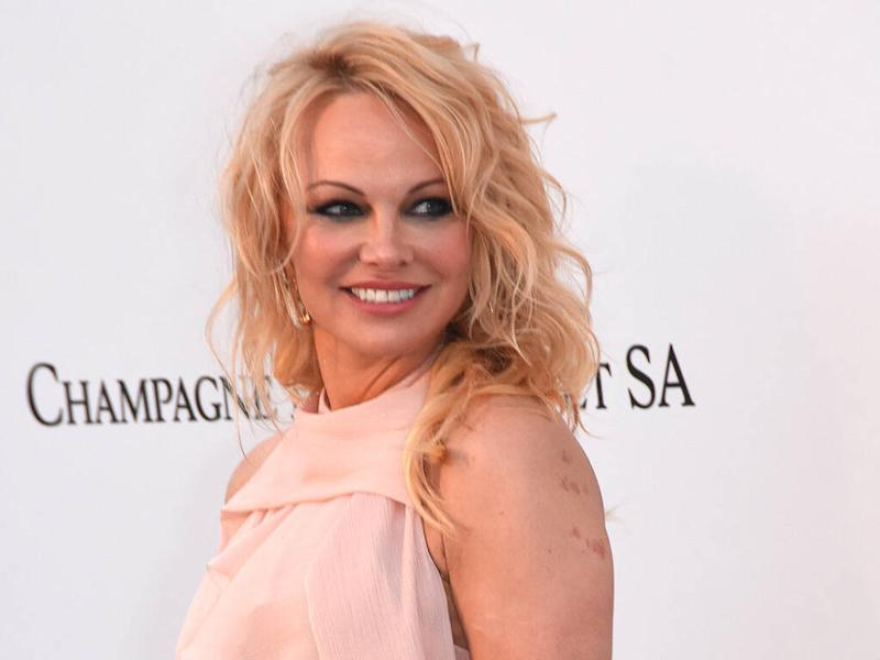 Pamela Anderson credits 'keeping bit of weight on' as secret to her physique