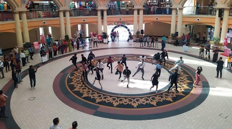 Mumbai: A flash mob to attract youth to insurance
