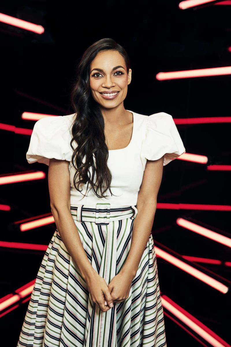 Rosario Dawson Has Officially Come Out In Her Latest Interview
