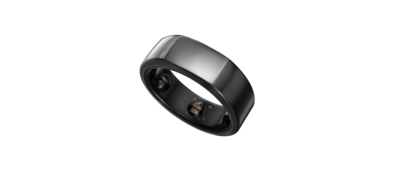 The Oura Ring, a fitness and sleep tracker that Prince Harry has beenwearing.