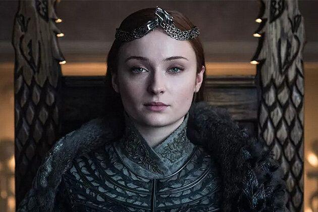 Sophie played Sansa Stark on Game Of Thrones (Photo: Deadline)
