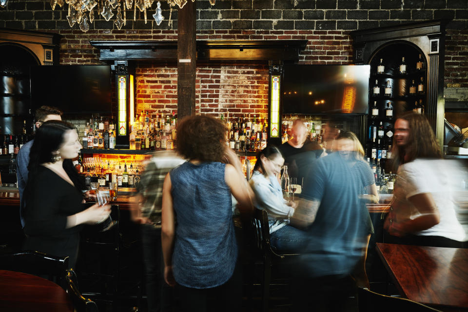 Melinda Lucas from Australia's Alcohol and Drug Foundation said if your drink is spiked at a venue, it is important you report it to the bar staff. Source: Getty Images