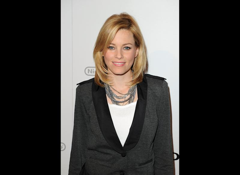 Actress Elizabeth Banks attends Nintendo 3DS exclusive launch event at Siren Studios on March 26, 2011 in Hollywood, California. (Getty)