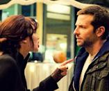 """<p><a class=""""link rapid-noclick-resp"""" href=""""http://www.amazon.com/Silver-Linings-Playbook-Bradley-Cooper/dp/B00BYKIKJS?tag=syn-yahoo-20&ascsubtag=%5Bartid%7C10058.g.2509%5Bsrc%7Cyahoo-us"""" rel=""""nofollow noopener"""" target=""""_blank"""" data-ylk=""""slk:watch"""">watch</a><br></p><p>J.Laaaaaw. What looks from the outset like a typical rom-com delves deeper into the motions of mental illness, as a bipolar man tries to reconnect with his estranged wife following his release from a psychiatric ward. He meets a recently widowed woman (Jennifer Lawrence) with her own problems, who convinces him to join a dance competition with her to help him win his wife back.</p>"""