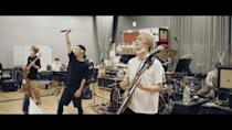 """<p>Unable to tour in 2020, the Japanese band ONE OK ROCK decided to pull together a virtual concert to match the hype of their in-person shows. The <a href=""""https://www.popsugar.com/entertainment/netflix-original-music-documentaries-47859281"""" class=""""link rapid-noclick-resp"""" rel=""""nofollow noopener"""" target=""""_blank"""" data-ylk=""""slk:Netflix music documentary"""">Netflix music documentary</a> puts the band at the center stage through interview, rehearsal, and concert footage. </p> <p><strong>When it's available: </strong><a href=""""https://www.netflix.com/title/81450779"""" class=""""link rapid-noclick-resp"""" rel=""""nofollow noopener"""" target=""""_blank"""" data-ylk=""""slk:Oct. 21"""">Oct. 21</a></p>"""