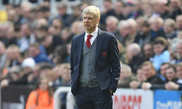 Arsène Wenger says Arsenal defeat at Newcastle was 'a worry character wise'