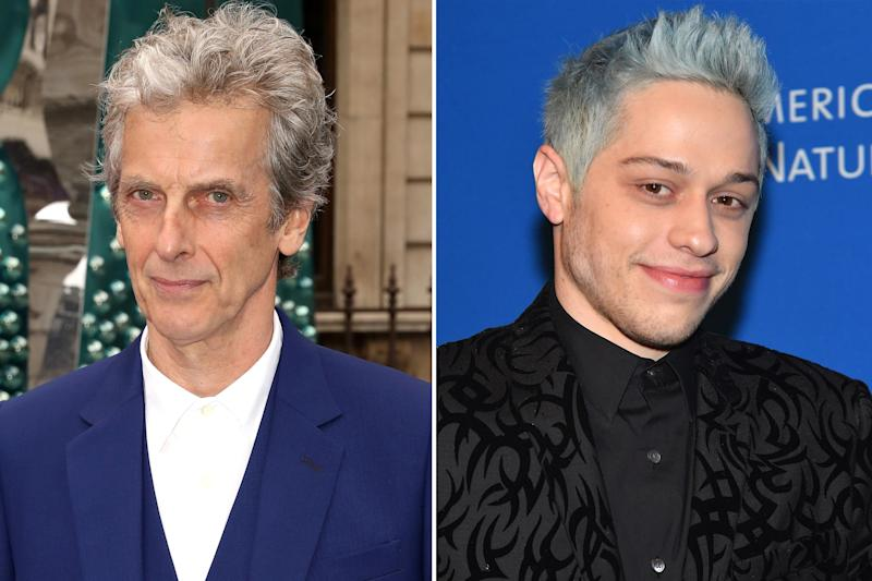 Doctor Whostar Peter Capaldi, Pete Davidson in talks for The Suicide Squad