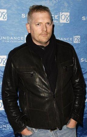 "Writer/director Randall Miller arrives at the premiere of the film ""Bottle Shock"" during the second day of the 2008 Sundance Film Festival in Park City, Utah"