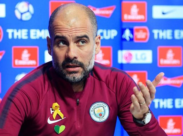 Pep Guardiola insists Manchester City are wary of Wigan as they plot their FA Cup revenge