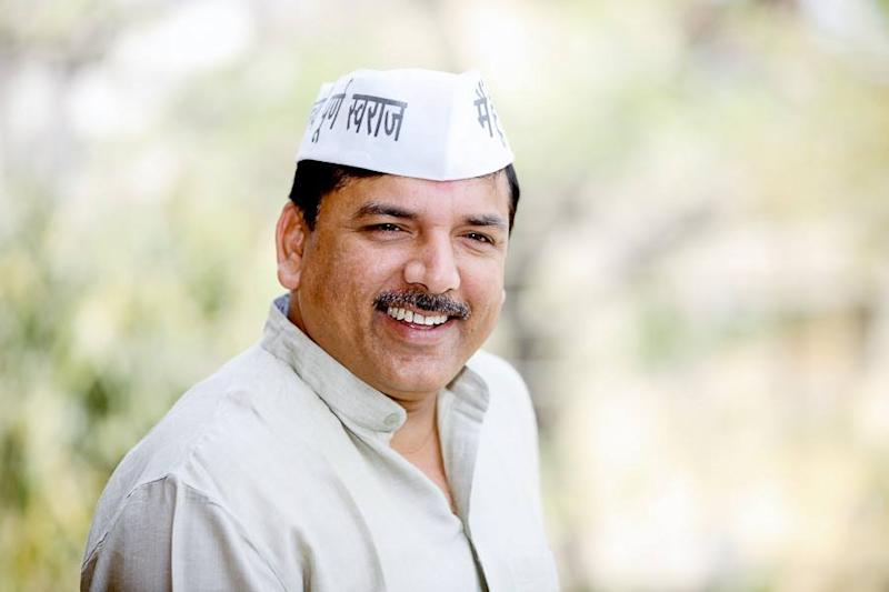 AAP leader Sanjay Singh speaks on Mishra-Kejriwal episode; says it's a game to humiliate AAP