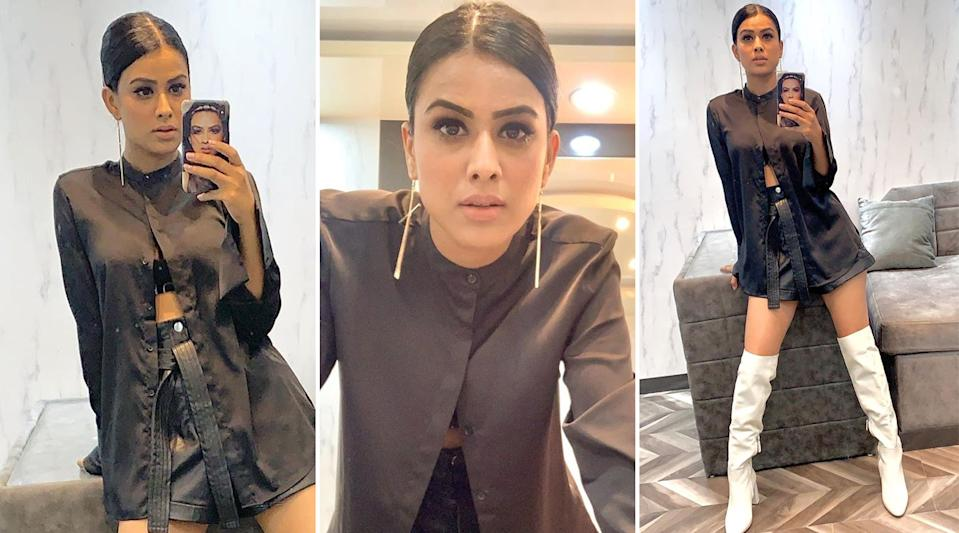 Nia Sharma Fashion Moments