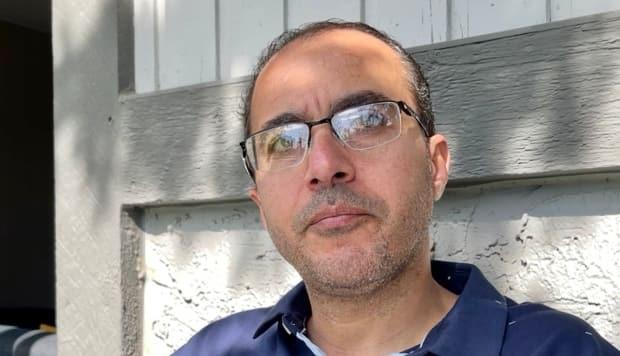 Tamer Abu Hassira, who moved to North America as a Palestinian refugee from the Gaza Strip, said the road rage incident has left him shaken and worried about safety for himself and his children. (Submitted by Tamer Abu Hassira - image credit)