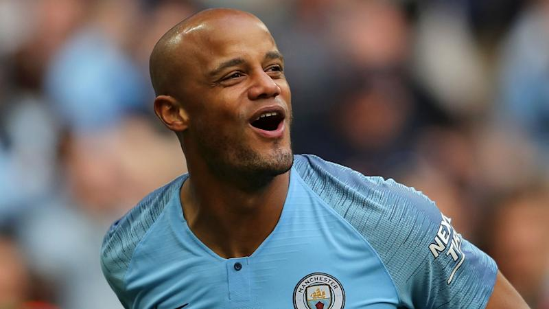 Injured Kompany to miss his own Man City testimonial match