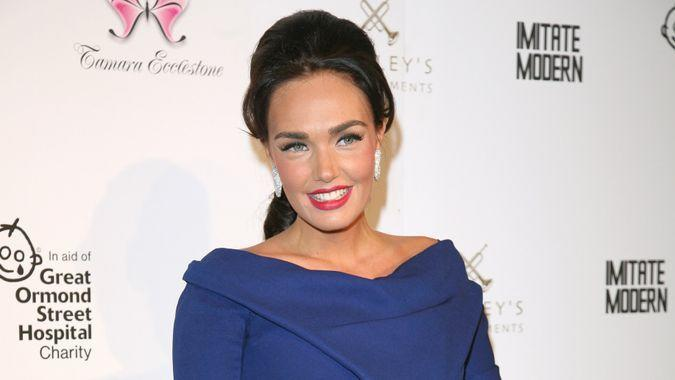 Tamara Ecclestone attending a Fundraising Dinner In Aid Of Great Ormond St Hospital, at One Marylebone, London.