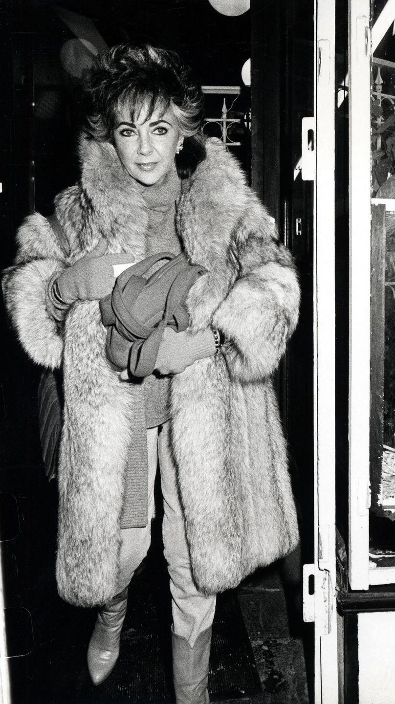 <p>Elizabeth popped into Pedigree Pet Shop in New York City in 1985 for a visit, though she left empty handed. </p>