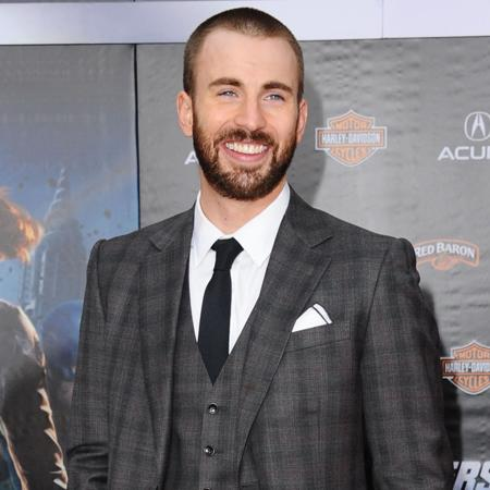 Chris Evans: I like strange girls