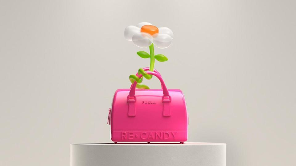 """<p><strong>Who:</strong> Furla</p><p><strong>What:</strong> Re-Candy bag launch</p><p><strong>Where: </strong>Online at <a href=""""https://go.redirectingat.com?id=74968X1596630&url=https%3A%2F%2Fwww.furla.com%2F&sref=https%3A%2F%2Fwww.elle.com%2Ffashion%2Fshopping%2Fg37500051%2Fthe-launch-septembers-hottest-fashion-launches%2F"""" rel=""""nofollow noopener"""" target=""""_blank"""" data-ylk=""""slk:furla.com"""" class=""""link rapid-noclick-resp"""">furla.com</a> and in select Furla boutiques</p><p><strong>Why: </strong>Furla is celebrating the 10-year anniversary of its iconic Candy bag with an updated and eco-conscious touch. The new release marks the Italian label's first-ever sustainable bag offering, and features a sweet portable silhouette. From start to finish, Furla considers how the bag is made and how it is packaged, and—bonus!—it's fully recyclable too. To ensure the production process was environmentally sound, Furla worked closely with Nativa, a regenerative design company. In conjunction with the green release, Furla also debuted a public space in Milan to display the delectable handbags in an outdoor setting rife with inflatable flowers, featuring videos explaining the sustainable process of creating the Re-Candy. Additionally, Furla is launching a Clubhouse account to host conversations about its future sustainability endeavors, hosted by none other than Italian fashion legend Anna Dello Russo. So have your cake—er, candy—and know the planet is rejoicing with your style choice, too. </p><p><a class=""""link rapid-noclick-resp"""" href=""""https://go.redirectingat.com?id=74968X1596630&url=https%3A%2F%2Fwww.furla.com%2Fus%2Fen%2Feshop%2Fcollections%2Ffurla-re-candy%2F&sref=https%3A%2F%2Fwww.elle.com%2Ffashion%2Fshopping%2Fg37500051%2Fthe-launch-septembers-hottest-fashion-launches%2F"""" rel=""""nofollow noopener"""" target=""""_blank"""" data-ylk=""""slk:SHOP NOW"""">SHOP NOW</a></p>"""