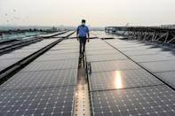 Demand for solar continued in 2020 even as demand for fossil fuels slumped