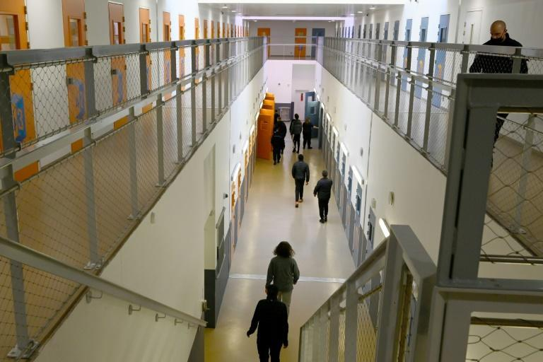 Some 600,000 children have a parent in prison on any given day in the European Union, according to estimates by the Children of Prisoners Europe network