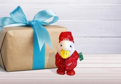 2020 Aflac Holiday Duck