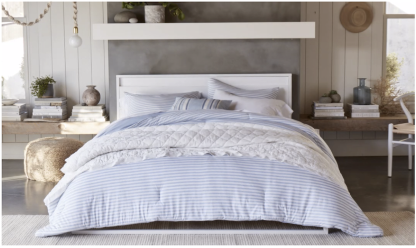 Gap and Walmart have teamed up for the Gap Home brand.