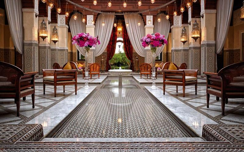 Courtesy of Royal Mansour