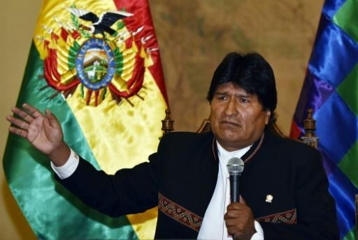 Bolivia rejects Morales bid for fourth term: results