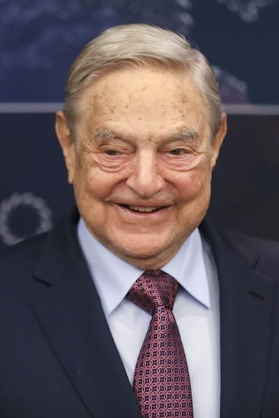 "Billionaire George Soros was the subject of a ""fake news"" report in Romania"