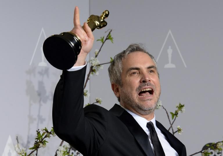 """Alfonso Cuaron won an Oscar for Best Director in 2014 for space epic """"Gravity"""""""