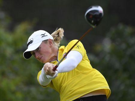 Stacy Lewis donates $195k winnings to Houston flood victims