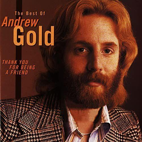 """<p>Though you may know """"Thank you for Being a Friend"""" as the <em>Golden Girls </em>theme song<em>, </em>it was written by Andrew Gold, who released it as a single on his album <em>All This and Heaven Too</em> in 1978. <a href=""""https://www.youtube.com/watch?v=xi5loOaBSj0"""" rel=""""nofollow noopener"""" target=""""_blank"""" data-ylk=""""slk:He referred to it as a """"just a little throwaway thing,"""" that only took him an hour to write"""" class=""""link rapid-noclick-resp"""">He referred to it as a """"just a little throwaway thing,"""" that only took him an hour to write</a>. Years later, Cynthia Fee would go on to cover it and it was repurposed for the NBC show.</p><p><a class=""""link rapid-noclick-resp"""" href=""""https://www.amazon.com/Thank-You-Being-Friend/dp/B00123NNO4/ref=sr_1_1?dchild=1&keywords=Thank+You+for+Being+a+Friend+Andrew+Gold&qid=1589252740&s=dmusic&sr=1-1&tag=syn-yahoo-20&ascsubtag=%5Bartid%7C2140.g.36596061%5Bsrc%7Cyahoo-us"""" rel=""""nofollow noopener"""" target=""""_blank"""" data-ylk=""""slk:LISTEN NOW"""">LISTEN NOW</a></p><p>Key lyrics:</p><p>Thank you for being a friend<br>Traveled down a road and back again<br>Your heart is true, you're a pal and a confidant</p>"""