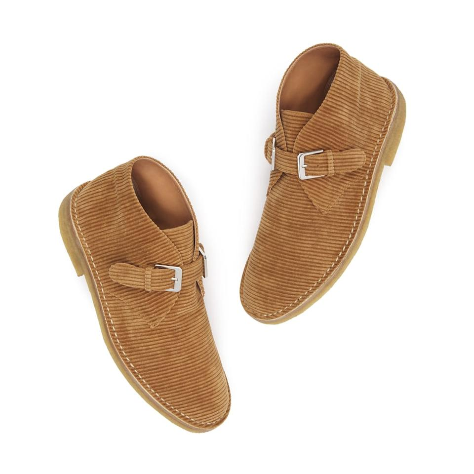 """<p><a href=""""https://www.popsugar.com/buy/Laurence-Dacade-Samira-Corduroy-Boots-488793?p_name=Laurence%20Dacade%20Samira%20Corduroy%20Boots&retailer=shop.goop.com&pid=488793&price=485&evar1=fab%3Aus&evar9=46593959&evar98=https%3A%2F%2Fwww.popsugar.com%2Ffashion%2Fphoto-gallery%2F46593959%2Fimage%2F46594023%2FLaurence-Dacade&list1=shopping%2Cfall%20fashion%2Ctrends%2Cfall%2Cstreet%20style&prop13=mobile&pdata=1"""" rel=""""nofollow"""" data-shoppable-link=""""1"""" target=""""_blank"""" class=""""ga-track"""" data-ga-category=""""Related"""" data-ga-label=""""https://shop.goop.com/shop/products/samira-corduroy-boots?taxon_id=1490&amp;country=USA"""" data-ga-action=""""In-Line Links"""">Laurence Dacade Samira Corduroy Boots</a> ($485).</p>"""