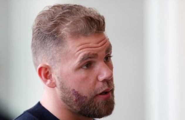 <p>Boxing-Injured Saunders postpones WBO title defense</p>