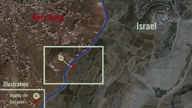 Israel Launches Operations against Hezbollah's Underground Tunnels