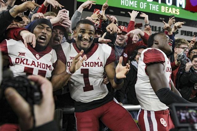OU football: Sooners defensive players watched Patriots' 28-3 Super Bowl comeback before playing Baylor