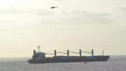 China Ignores India's Role in Rescuing Hijacked Ship