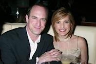 """<p>Meloni told PEOPLE of Hargitay, """"Her insights into life and how she engages life — which I have always found fascinating, interesting — makes me consider my engagement with life and how I go through life. It's kind of enviable and nice to be around.""""</p>"""