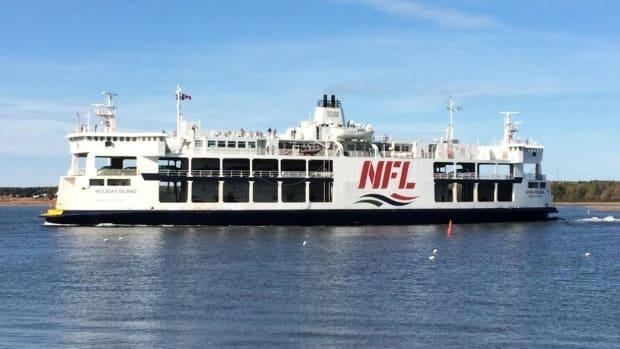 The second of NFL's two ferries, the Holiday Island, will start making its trek from drydock in Quebec to P.E.I. on Thursday.