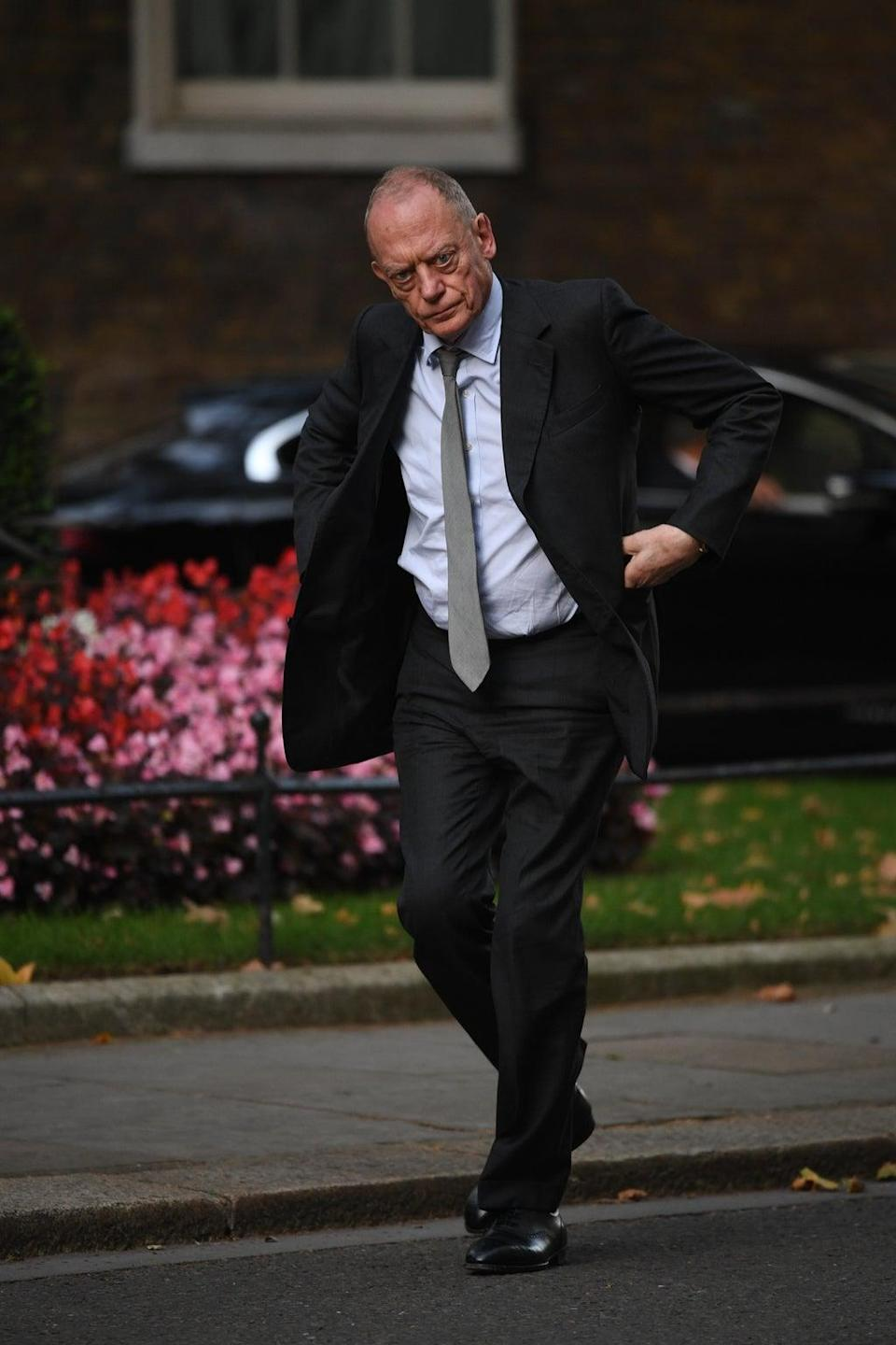 Lord Grimstone said the UK should not fear overseas takeovers of British firms (Stefan Rousseau/PA) (PA Archive)