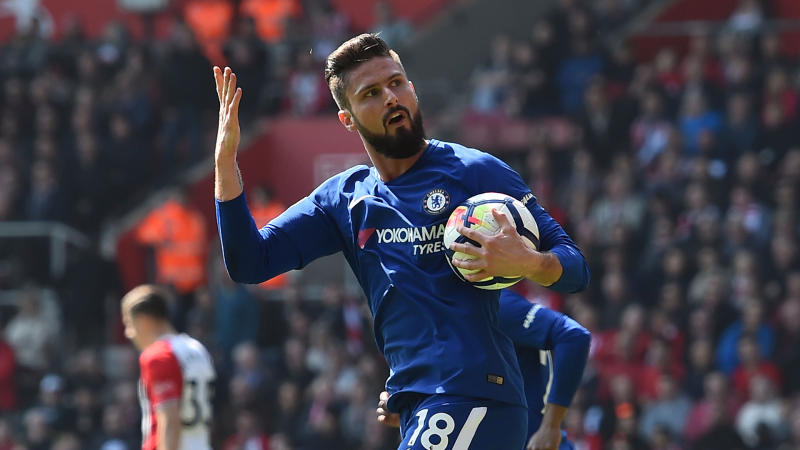 Chelsea achieve 15-year first to save Conte blushes against Southampton