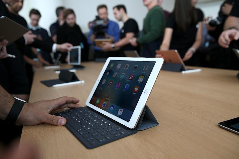 According to IDC, Apple and the iPad held 24.7 percent of the tablet market